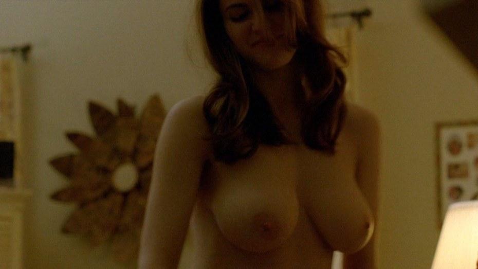 Alexandra Daddario Nude In True Detective
