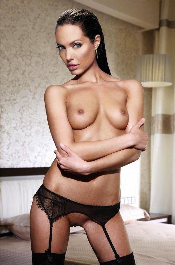 Angelina Jolie Celeb Porn