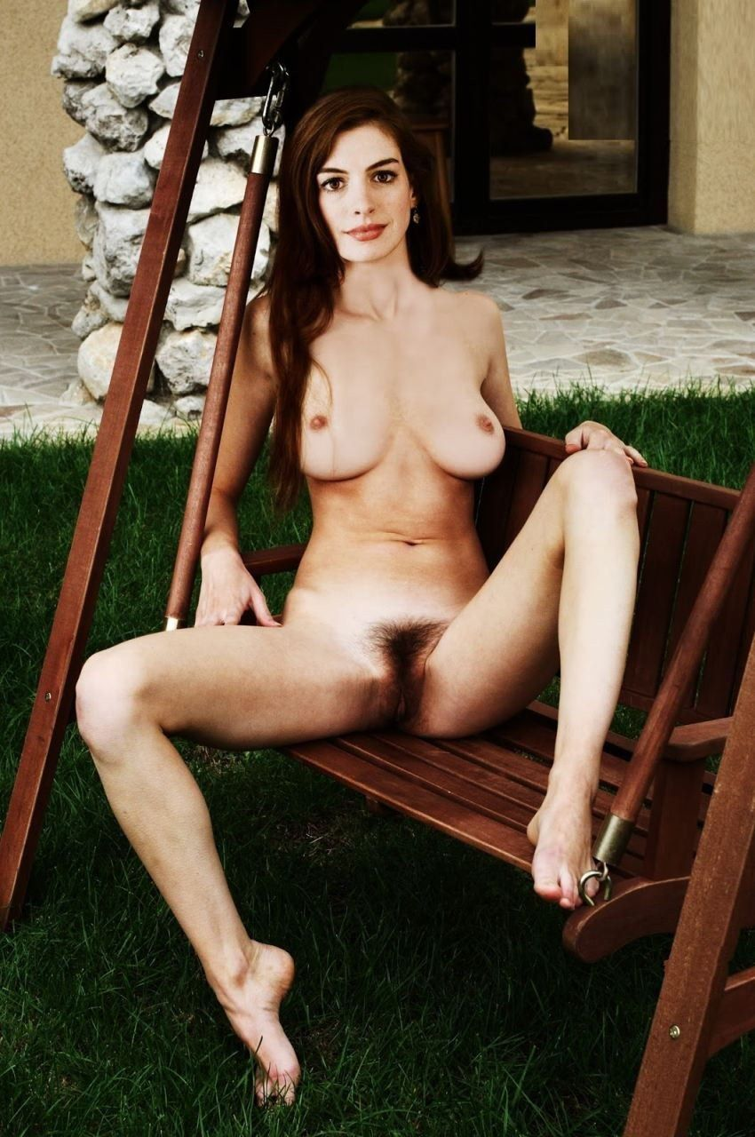 Anne Hathaway Nude Naked Babes Hairy Pussy Pics