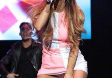 Ariana Grande Upskirt Sexy Photo