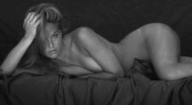 Bar Refaeli Nude In Bed