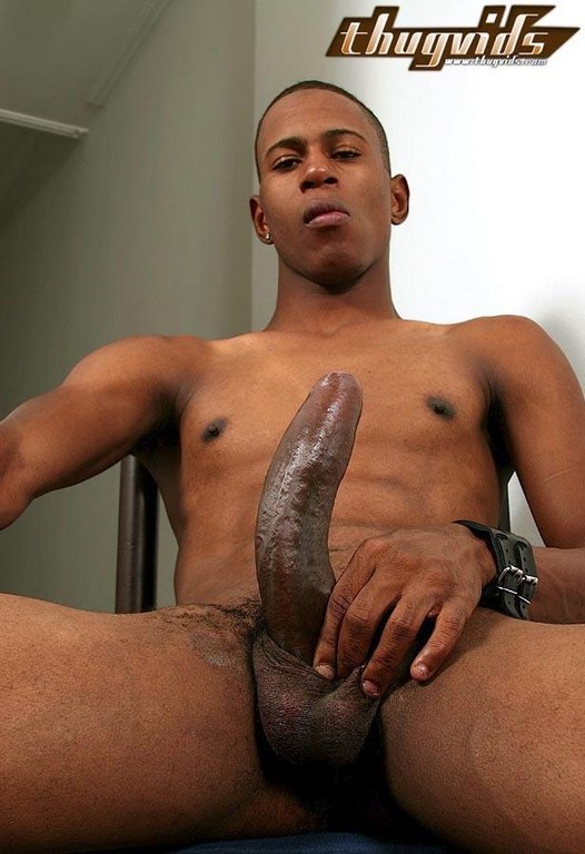Gay black boys solo