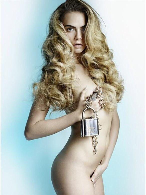 Cara Delevingne Naked Ass Boobs Hot Sexy Pics