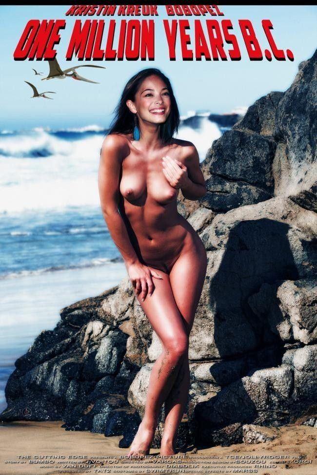 Celebrity Naked Pics Kristin Kreuk