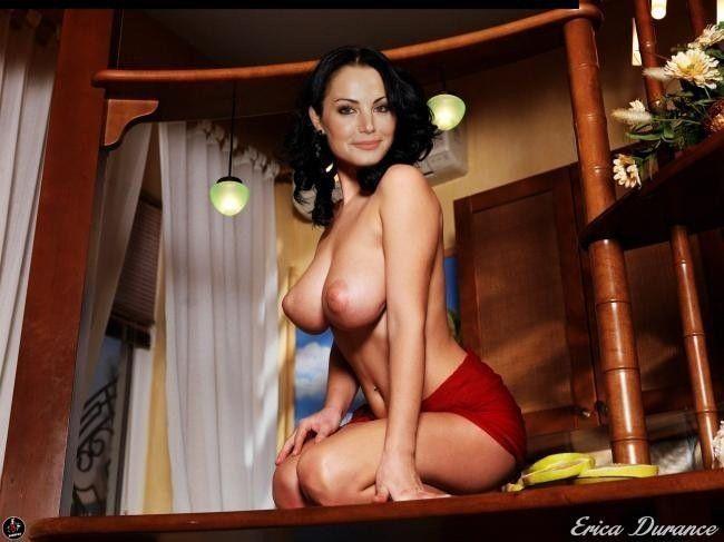 Celebrity Nude Erica Durance