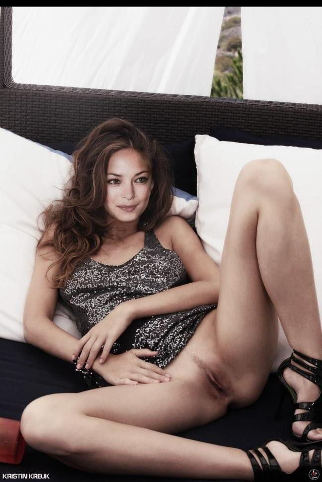 Celebrity Nude Pics Kristin Kreuk