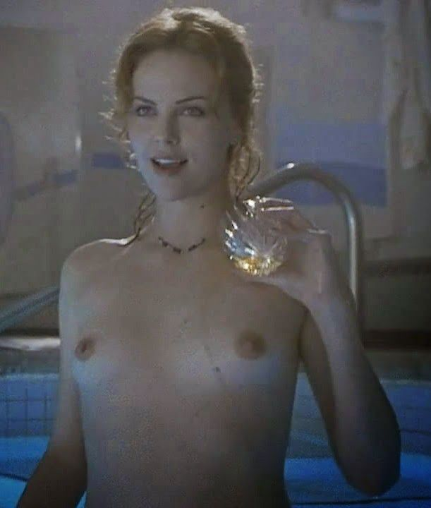 Charlize Theron Hollywood Movie Sex Scene Naked Swiming Nude Boobs Hd Photo