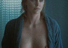Charlize Theron Nude Boobs Latest Naked Hd Photo