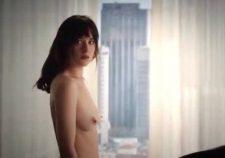 Dakota Johnson Topless In Shades Of Grey