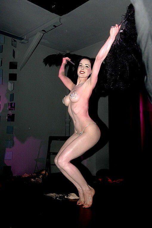 Dita Von Teese Nude Big Tits Hot Ass