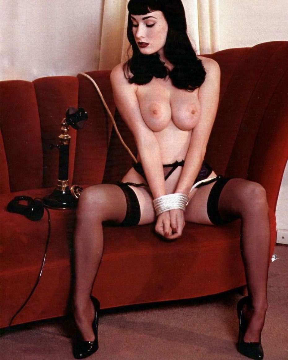 Dita Von Teese Nude Huge Boobs Sexy Stockings