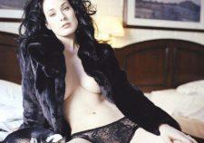 Dita Von Teese Nude Topless Hot Body