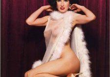 Dita Von Teese Nude Topless Sexy