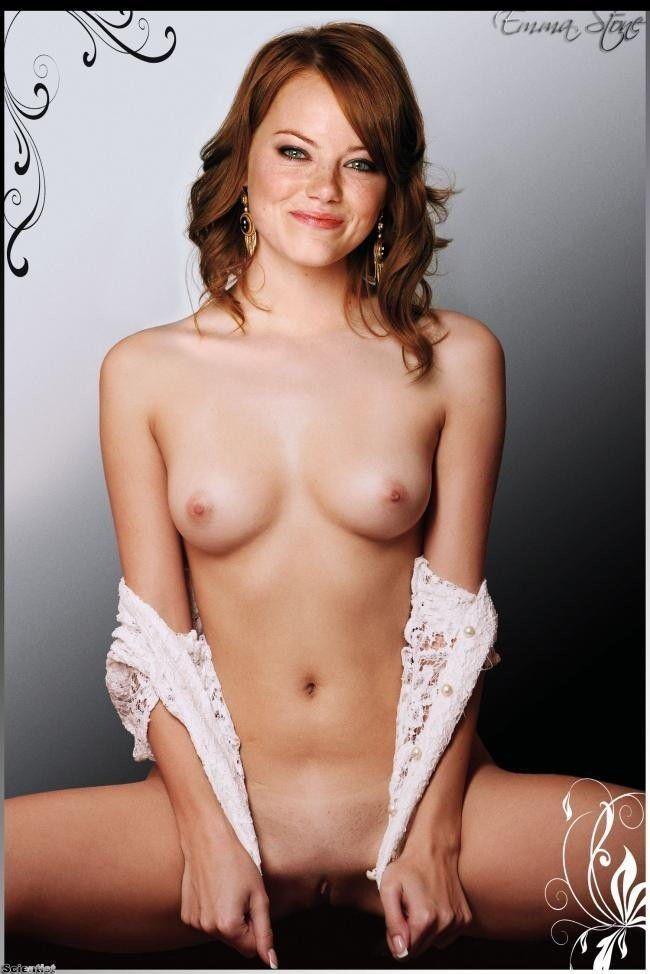 Emma Stone Celeb Porn