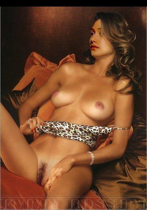 Emmy Rossum Celeb Pussy