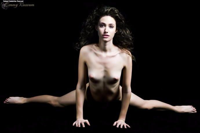 Emmy Rossum Naked Boobs Topless
