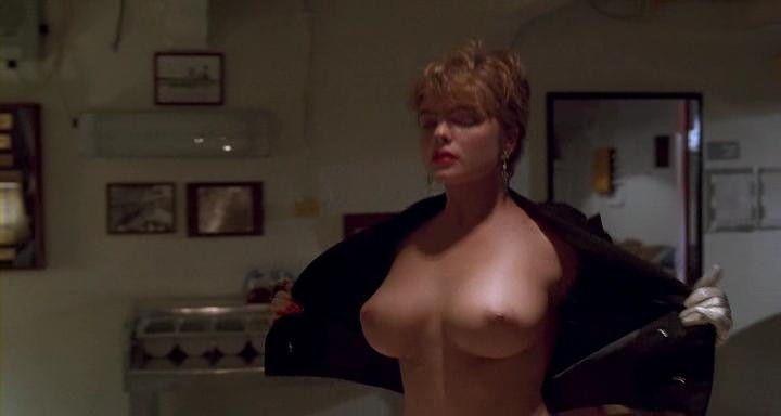 Erika Eleniak Nude Puffy Boobs Naked Topless