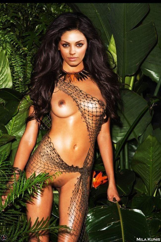 Free Nude Celebs Mila Kunis