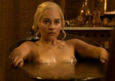 Game Of Thrones Emilia Clarke Nude Topless