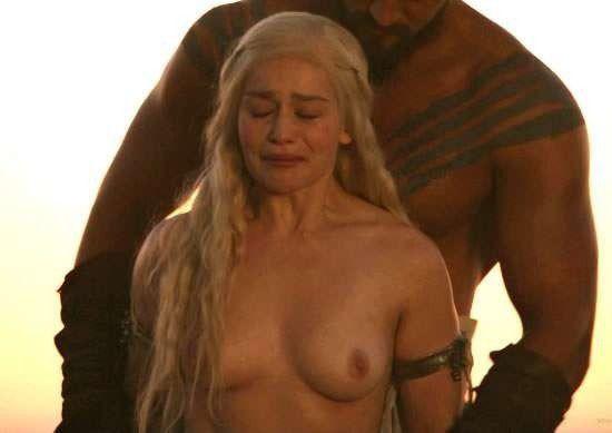 Game Of Thrones Emilia Clarke Nude