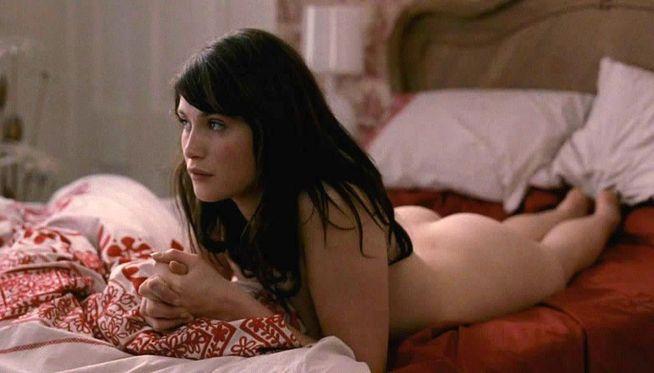 Gemma Arterton Fully Nude On Bed