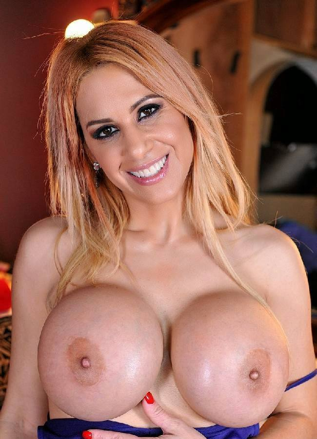 Hot Milf With Big Fake Tits
