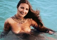 Jane Seymour Nude Boobs See Through