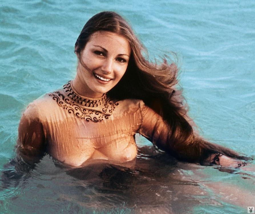 Jane Seymour Nude Boobs See Through