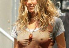 Jennifer Aniston Naked Hot Tits
