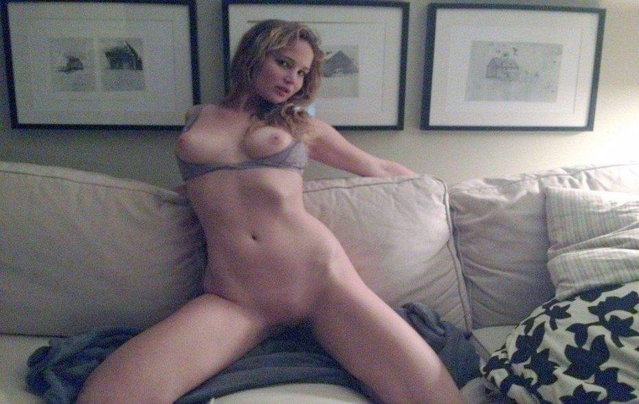 Jennifer Lawrence Amateur Nude Leaked Pic