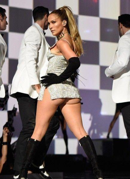 Jennifer Lopez Naked Ass