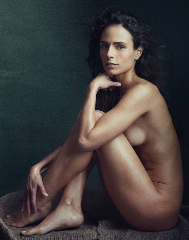 Jordana Brewster Nude Topless Photo