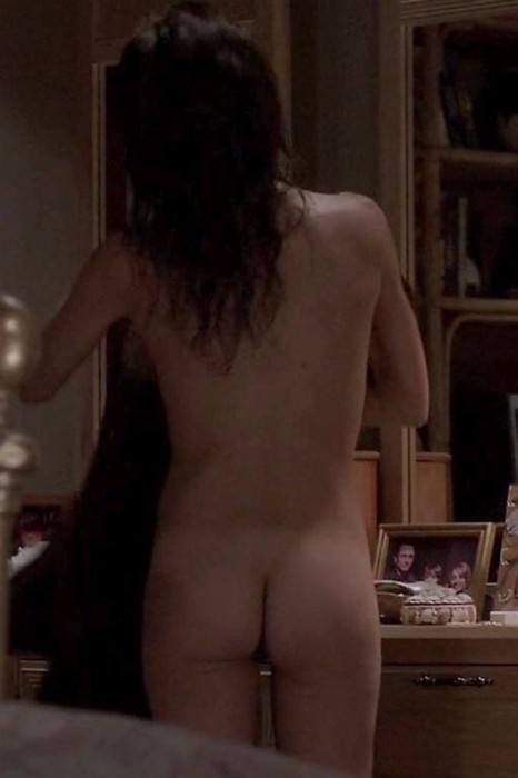 Keri Russell Naked Sexy Ass Photo