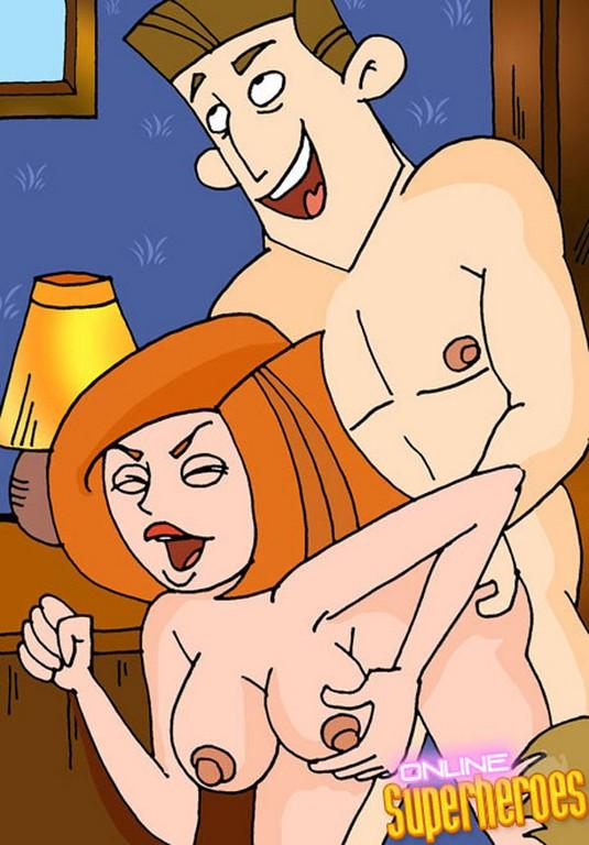 Kim Possible Having Sex Cartoon Comics