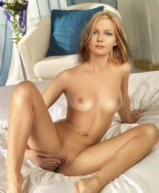 Kirsten Dunst Nude Topless Shaved Pussy Leaked Photos