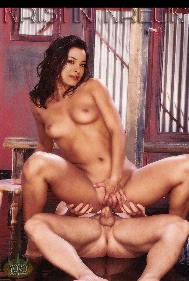 Kristin Kreuk Celeb Sex