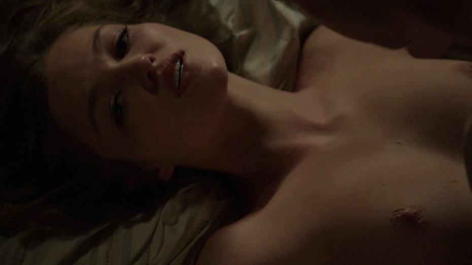 Lili Simmons Nude Sex Scenes