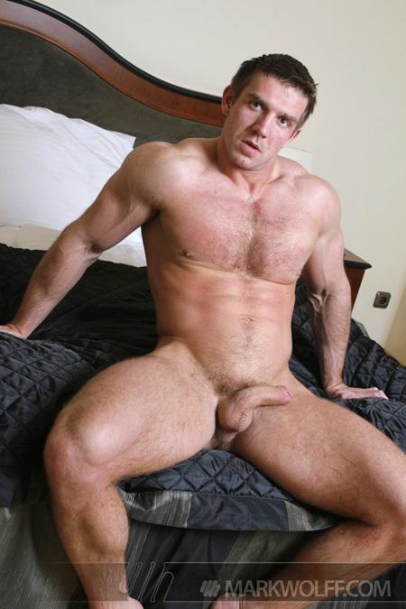 Mark Wolff Bodybuilder Nude