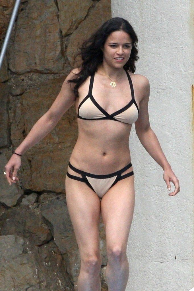Michelle Rodriguez Bikini Wallpapers