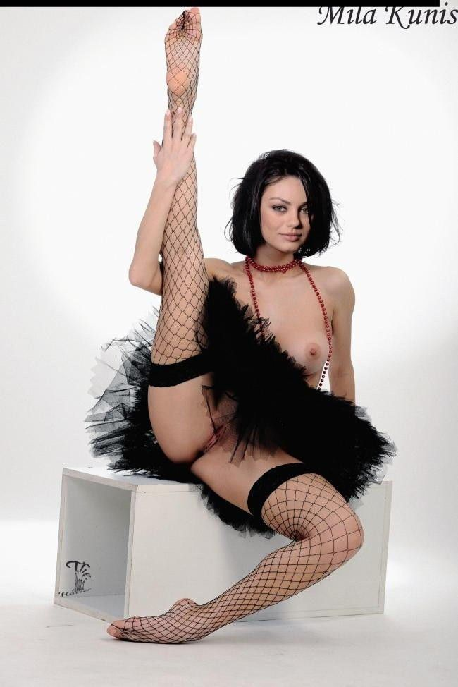 Mila Kunis Nude Celebrity Tits