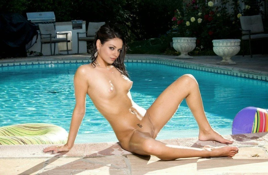 Mila Kunis Sex Tape Video Images Mila Kunis Nude XXX Picture