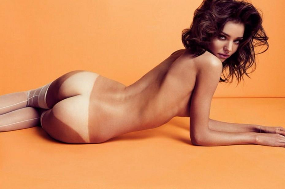 Miranda Kerr Stripping Down On The Regular Image