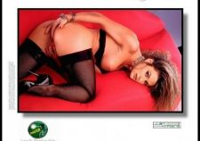 Naked Celebrities Famke Janssen