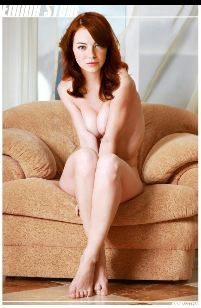 Naked Celebrity Pictures Emma Stone