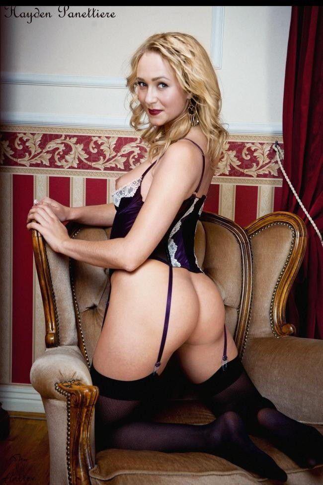 Naked Celebritys Hayden Panettiere