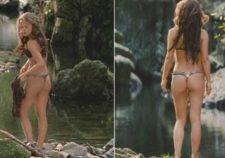 Natalie Portman Hot Ass In Bikini