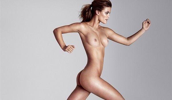 Nina Agdal Nude Topless Sexy Photos