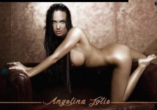 Nude Celeb Angelina Jolie