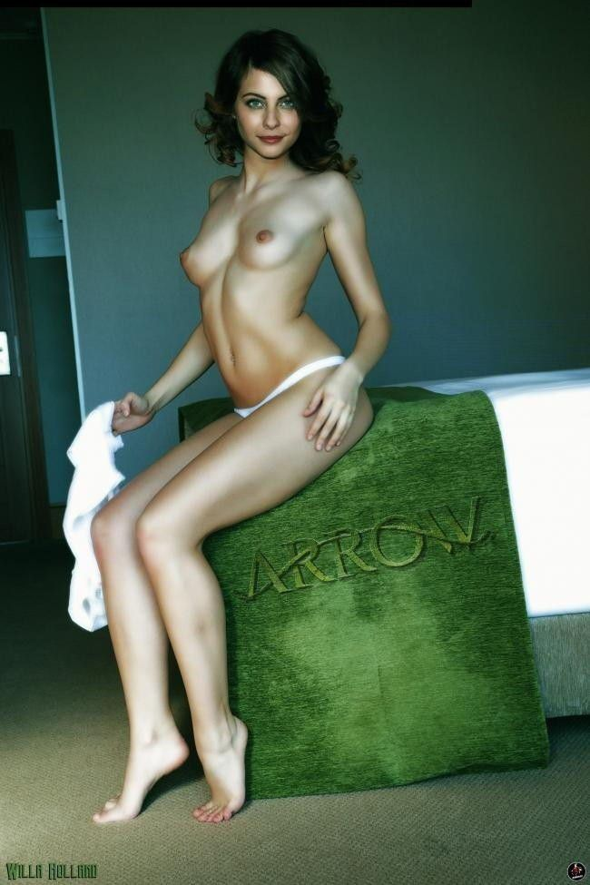 Nude Celebs Willa Holland