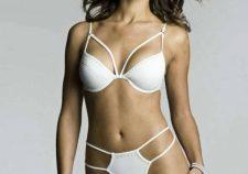 Olga Kurylenko Sexy White Bikini Pictures